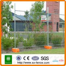Временное ограждение из оцинкованной стали - Anping Shunxing