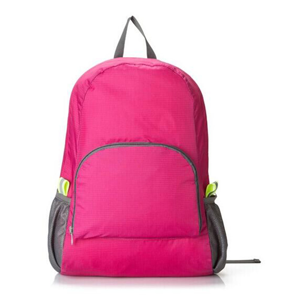 Foldable Backpack Lightweight Rose Ladies Back Pack
