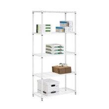 Adjustable DIY Metal Book Rack (LD7535180A5E)