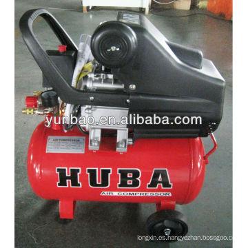 Potencia AC mini pistón compresor aire bama 24L