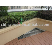 High cost-effective wpc decking