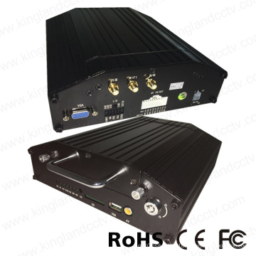 4CH HD Schulbus Mobile DVR mit 3G GPS WiFi