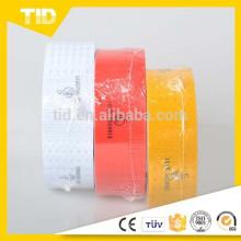 Haute luminosité et excellente feuille réfléchissante en PVC