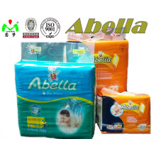 New Cloth Disposable Baby Diapers Nappy Pants for OEM All Sizes