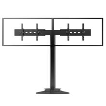 "Public TV Floor Stand Floor Base 30-60"" Dual Screens (AVA 202D)"
