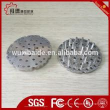 Вновь изготовленные с чпу обработанные и анодированные алюминиевые детали / детали для обработки деталей из алюминия cnc