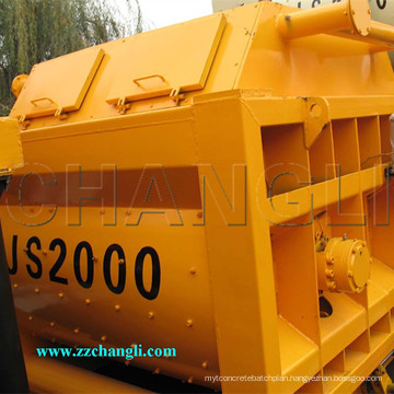 Js2000 Cement Mixer for Sale/Cement Mixer in Machinery/Electric Cement Mixer