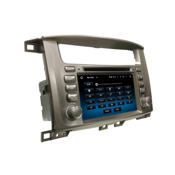 Android car dvd player for Toyota LC100 1998-2007