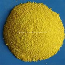 Pac de chlorure de polyaluminium pour l'eau industrielle