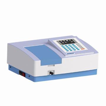 Biobase Laboratory Espectrofotômetro UV / Visível de Feixe Único