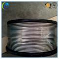 High Tensile 8 * 19s Elevator Steel Wire Rope