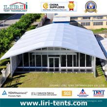 Aluminiumrahmen-Hauben-Zelt-Handelszelte für Verkauf