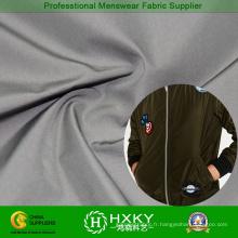 100 % polyester mémoire tissu pour veste prénatale ou Down manteau
