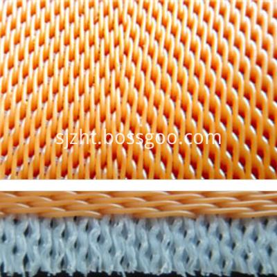 Desulfurization filter belt