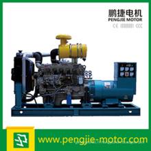 Consommation de carburant faible Générateur de diesel 100kVA à excitation harmonique à trois phases AC