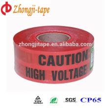 High quality underground high voltage line marking tape