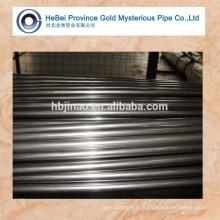 Exportation de tuyaux en acier sans soudure à faible teneur en alliage laminé à froid