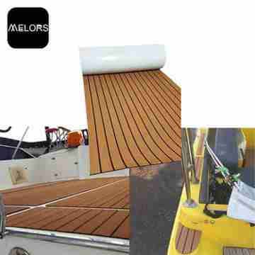 Melors Marine Deck Flooring Tapete De Teca Do Falso