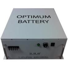 LiFePO4 Battery 48V 100ah for Telecome Base Station