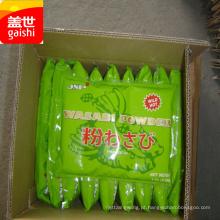 wb51 receita orgânica japonesa tempero sushi wasabi em pó