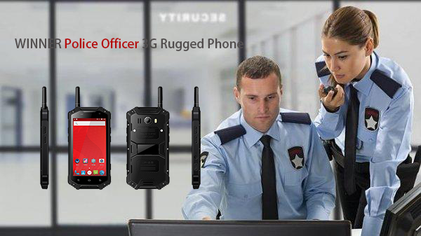 경찰관 3G Rugged Phone