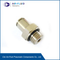 Fittings in Brass for Pex-Al-Pex, PE-Al-PE Pipe - Straight Female Connector
