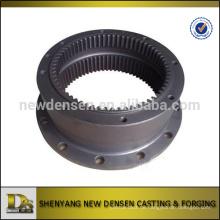CNC-Bearbeitung Edelstahl-Ring-Getriebe