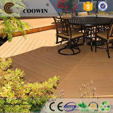 Садовое здание высокого качества coowin с композитным настилом
