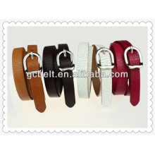 2014 Lady Fashion Damen echtes Leder Gürtel