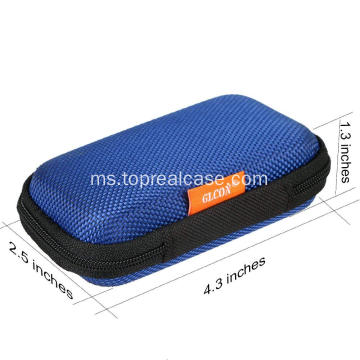 Bluetooth Headset Light Carrying Case
