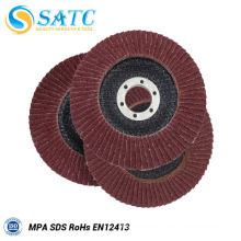 Mini Flap Abrasive Disc / Jumbo Flap Disc with High Quality and Good Price