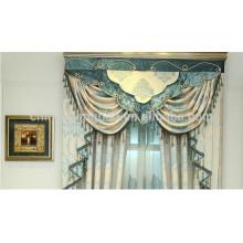 Tissu en rideau de terylene en Chine rideau d'ombre de soleil