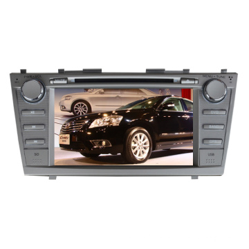 Quad Core Android 4.4.4 Car DVD for Toyota Camry 2006-2011 Auto Car Audio Video Navigation Player with GPS