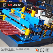 Dx 828 Hot Selling Metal Roofing Tiles Machine
