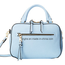 Chic Pebbled PU Leather Ladies Mini Purse (ZXS0121)
