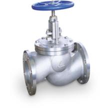 Pièces adaptées aux besoins du client de globe de corps de valve d'acier inoxydable