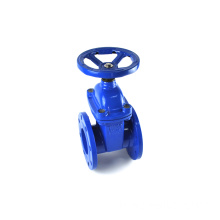 Export ansi 600 standard soft seal flow control food grade gate valve dn25