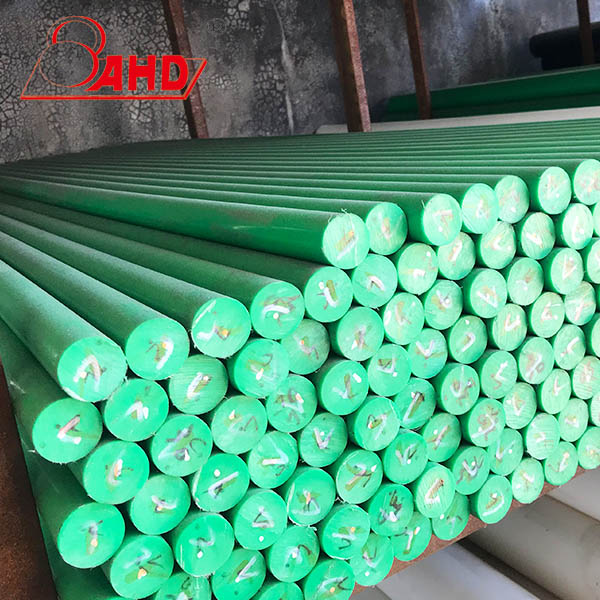 Green Hdpe Rods