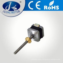 High quality linear nema 23 1.8 degree professional manufacturer, double shaft stepper motor, hollow shaft stepper motor