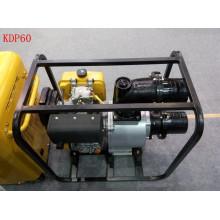 Pompe à eau diesel de démarrage à cycle unique de 6 pouces pour l'irrigation (KDP60HC)