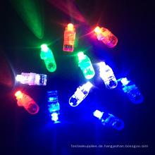 führte Finger Lichter für Kinder