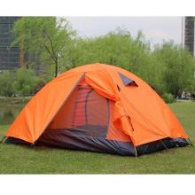 Ultraleichte Aluminium Pole Doppel Camping Vier Jahreszeiten Zelt