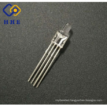 photodiode high brightness factory directly discount 3mm round rgb led diode light clear common cathode