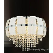 Modern glass ceiling lamps