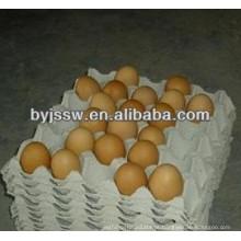Material de embalagem da bandeja de ovo