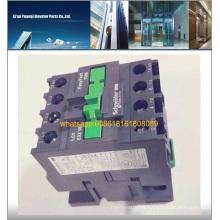 Contactor de ascensor LC1-E3210M5N AC220V electricista de ascensor