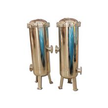 Beutelfilterbehälter mit 1 Mikron PP / PE Filtersocke