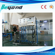 Complete Mineral Water Treatment Plant with Hollow Fiber Ultra Filter