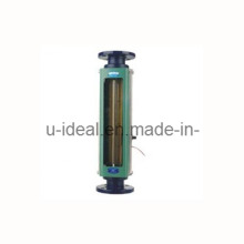 Lzb-Series Glass Rotor Flowmeter with Alarm Switch
