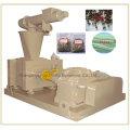 Compuesto fertilizante que granula el molino de la pelotilla/compactador